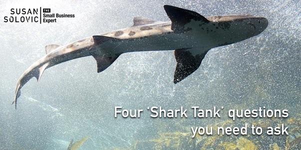 shark tank questions
