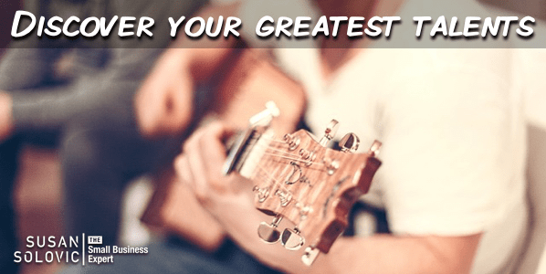 discover your greatest talents