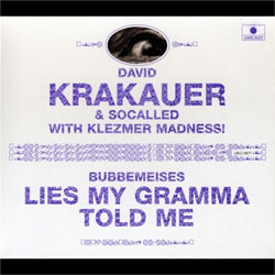 David Krakauer - Bubbemeises