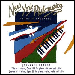 New York Philomusica Chamber Ensemble - Johannes Brahms