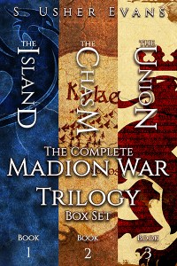Book Cover: The Madion War Trilogy Box Set