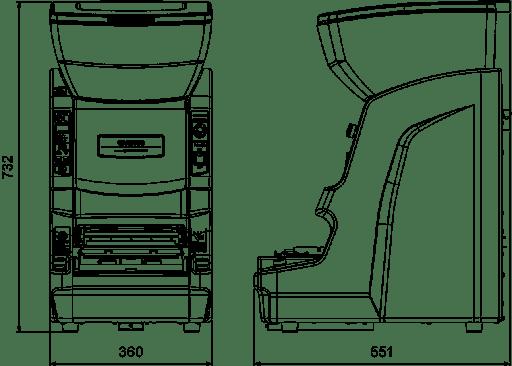 SCHEMA ASM 880 MACHINE À MAKI
