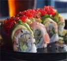 Cut maki sushi