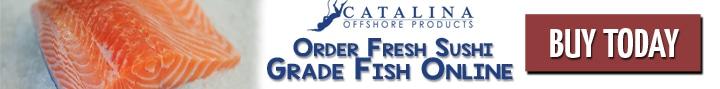 catalina buy sushi grade fish