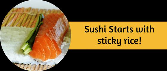 short medium long grain sushi rice