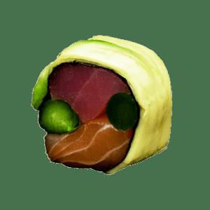 Maki de palta (sin arroz)