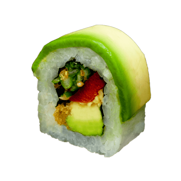 Maki vegetariano palta
