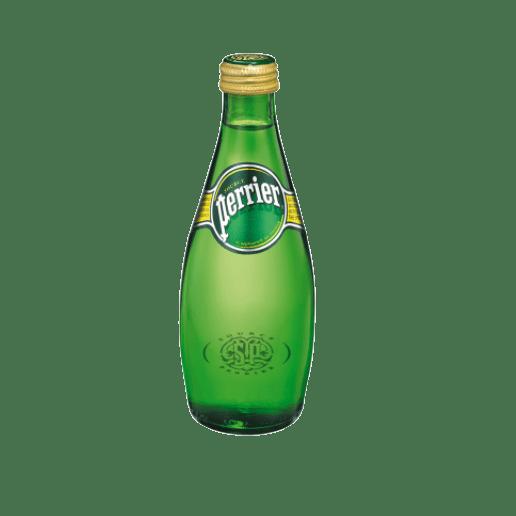 Agua mineral Perrier 330 cc