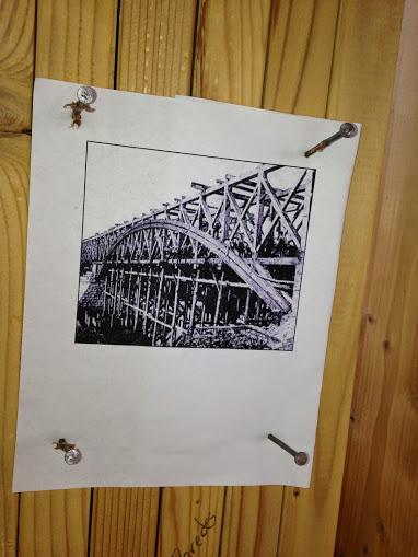 65 Penn Lode timbers