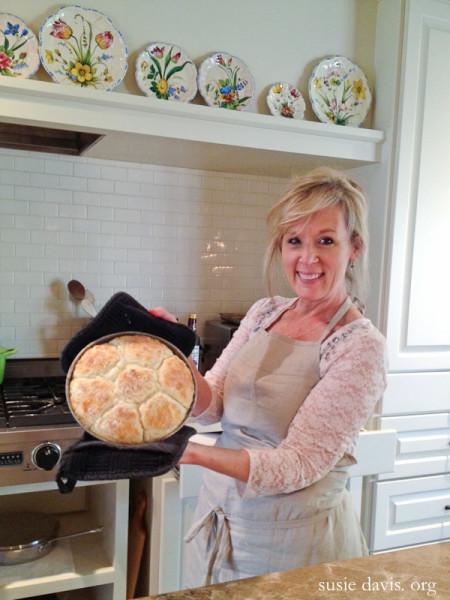 bicuit baking