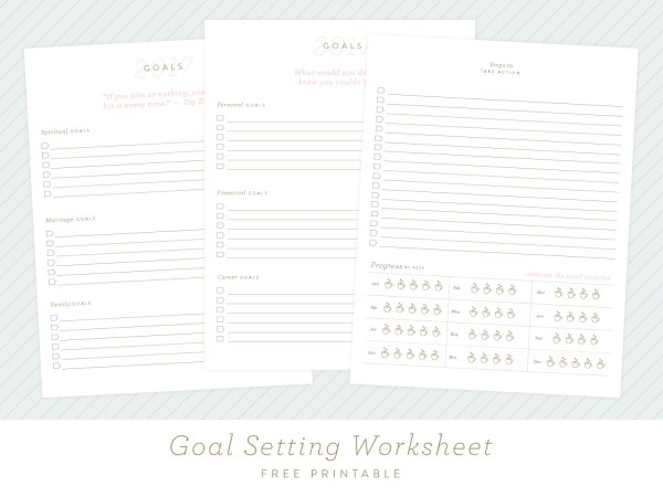 free-goal-setting