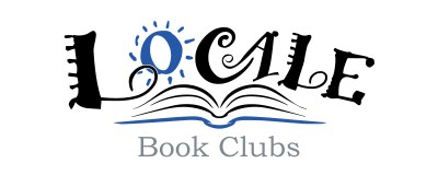 Locale Book Clubs Logo Design