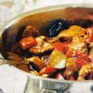 Lamb & Red Pepper Stew