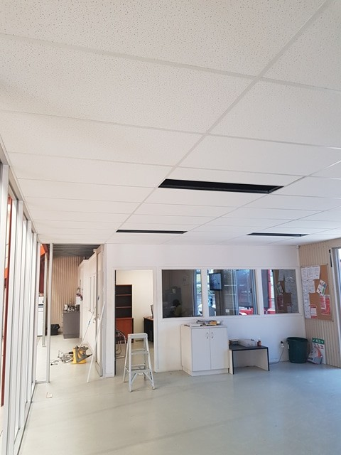 New Rondo Suspended Ceiling In Gympie Suspended Ceilings Qld