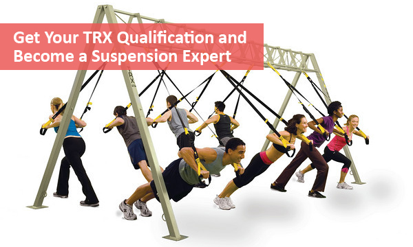 TRX Certification Training Courses - Become a TRX Trainer