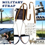 WOSS Military Strap Trainer brown