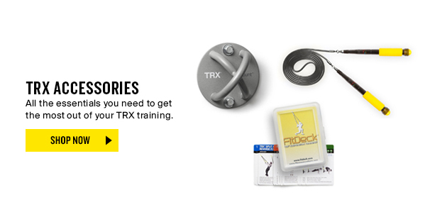 Discount code for TRX accessories