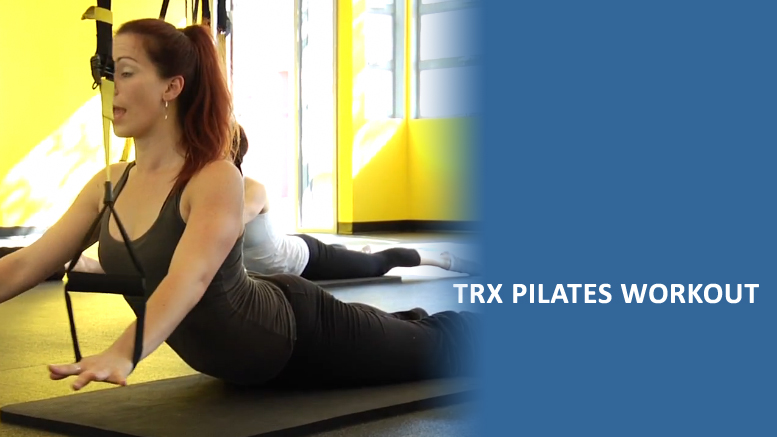 TRX Pilates Workout