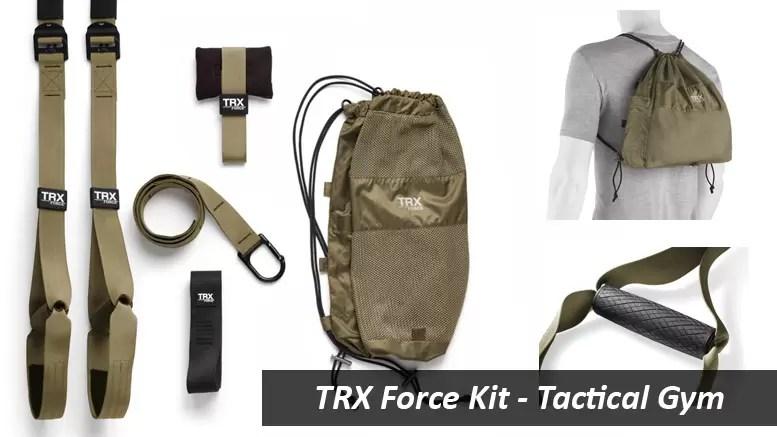 TRX Force Kit - Suspension Trainer