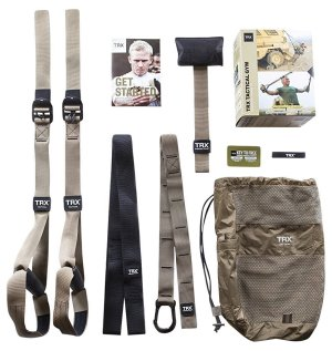 TRX Force Tactical Suspension trainer kit