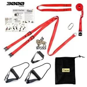 WOSS 3000 Equalizer Suspension Trainer