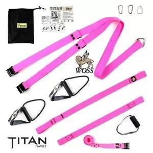 WOSS Titan Suspension Trainer