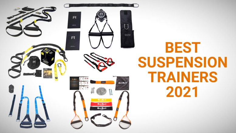 best suspension trainers 2021