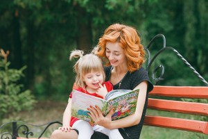 Si lees a tu hijo...