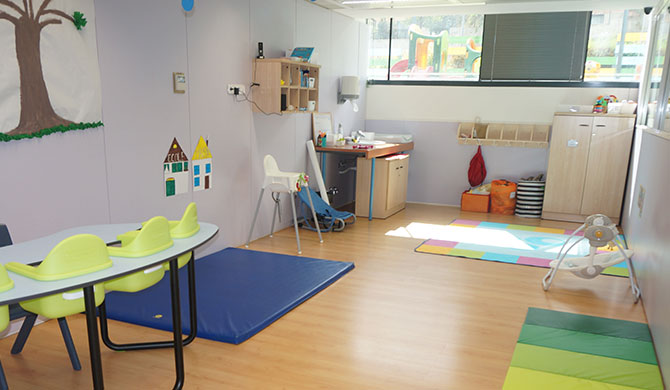 Instalaciones Crèche Les Petits Pas La Moraleja