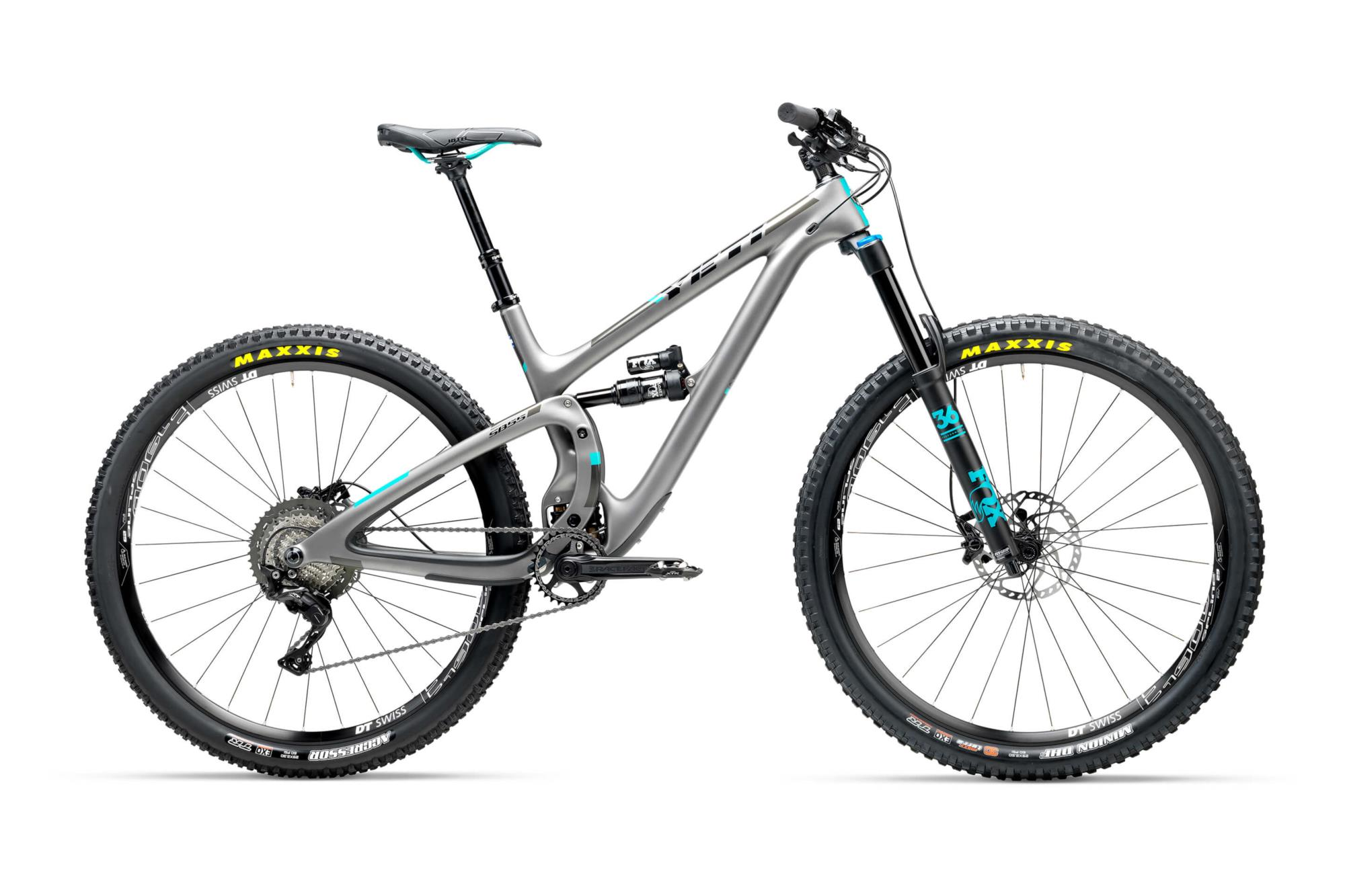 Yeti Sb5 5c C Series 29 Switch Infinity Enduro Bike