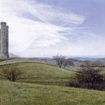 Painting of Broadway Tower