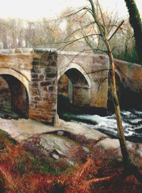 New Bridge Dartmoor