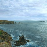 Land's End - The view from the old coastguard lookout