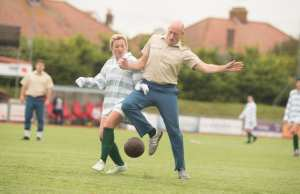 Charity football match (c) Marcus Hoare