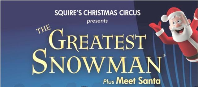 squires christmas circus