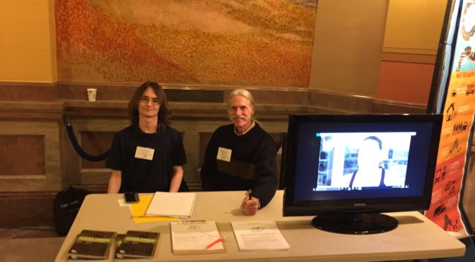 CleanAirNow sponsors WEALTH Day at the Kansas Statehouse