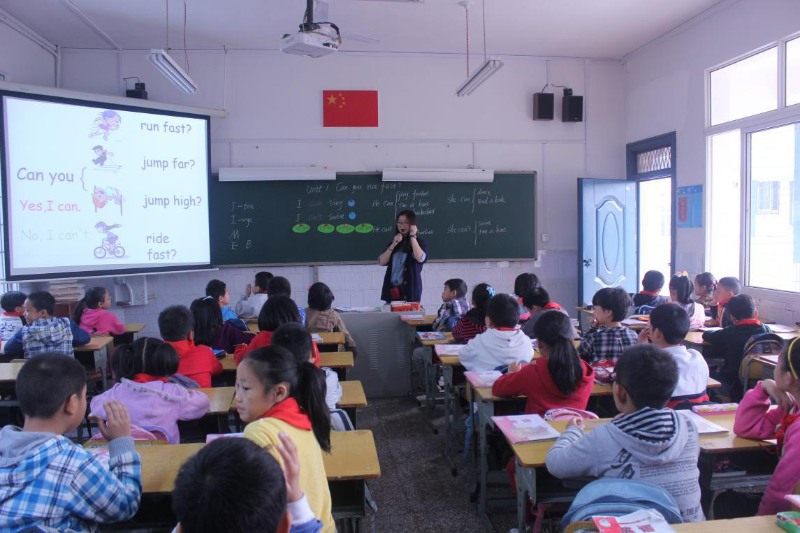 The Link Between Situational English Teaching and Sustainable Education by Juan Huang