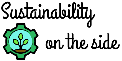 Sustainability on the Side