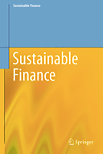 Karen Wendt Science Series Sustainable Finance