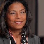 Risa Lavizzo Mourey, president and CEO of the Robert Wood Johnson Foundation