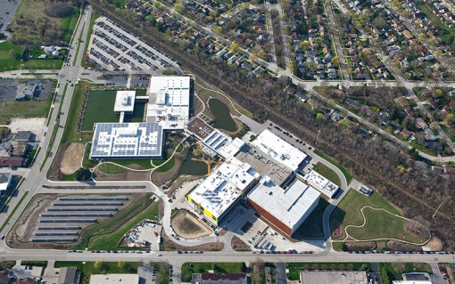 Johnson Controls Global Headquarters Expansion