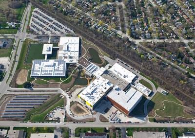 Johnson Controls Global Headquarters Expansion