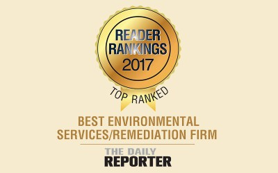 SBS Named Best Environmental Services Firm