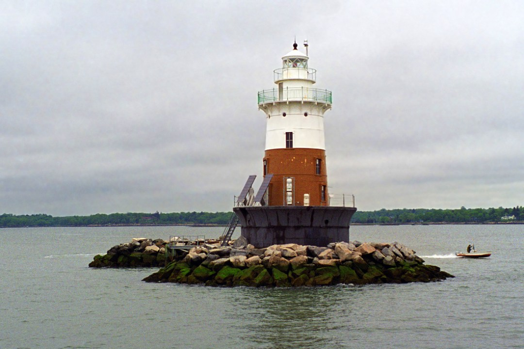 Greens Ledge Lighthouse