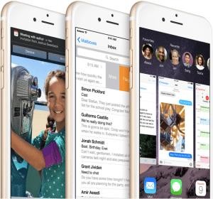 iOS 8 Design Details