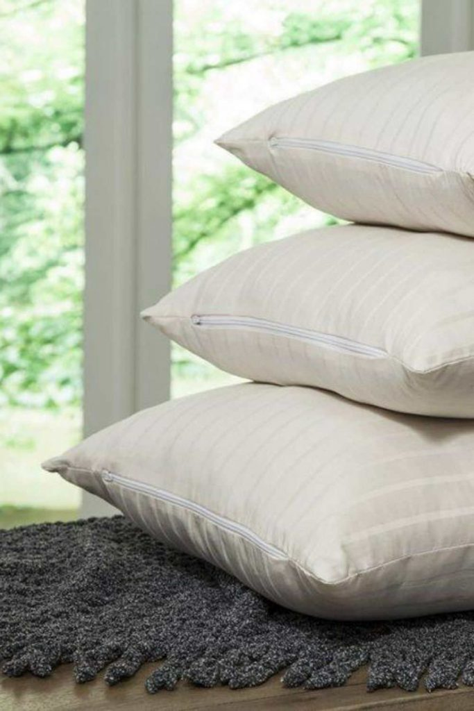 9 sustainable and eco friendly pillows