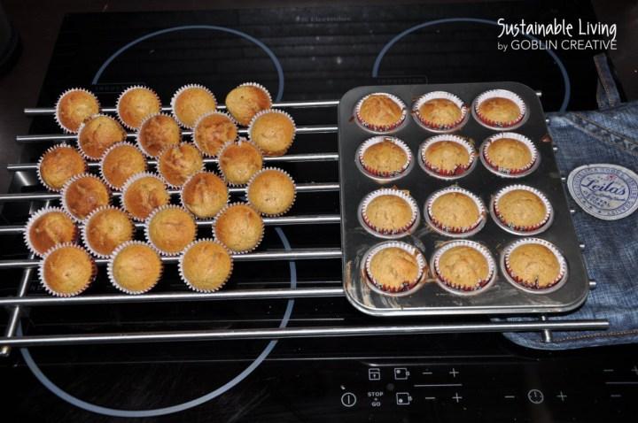 Gräddade cupcakes 2