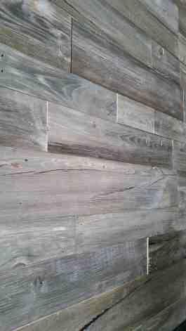 Introducing Our New Barnwood Grey Prefab Wall Panels