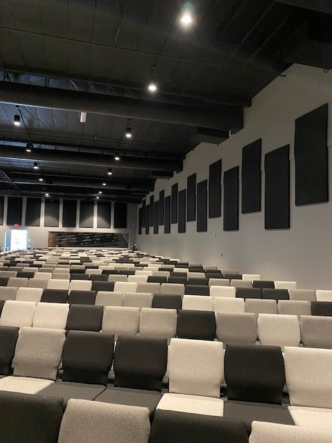1Decor Flat Panels - auditorium