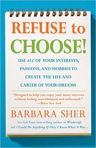 Image result for refuse to choose book